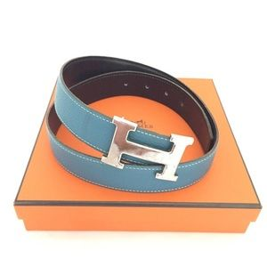 Authentic Hermes Belt Constance
